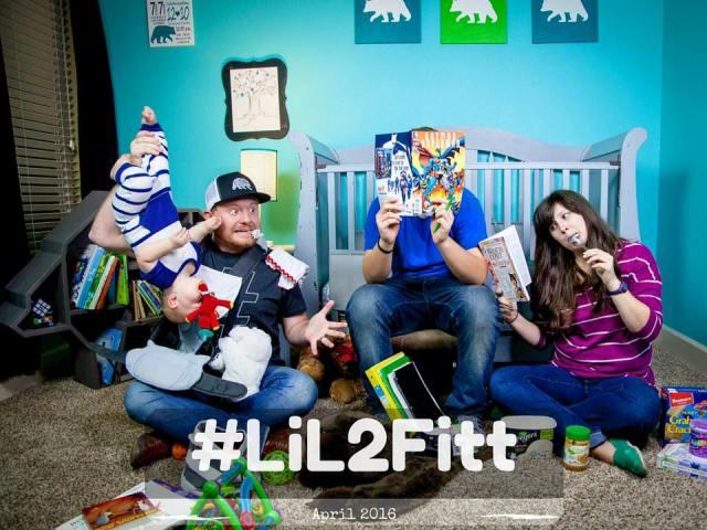 #Lil2Fitt